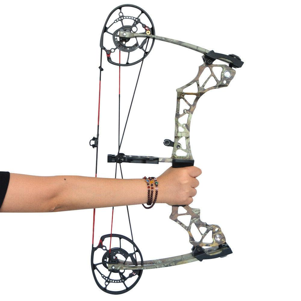 40-60LBS Bow Hunting Fishing Catapult Ball Dual-use