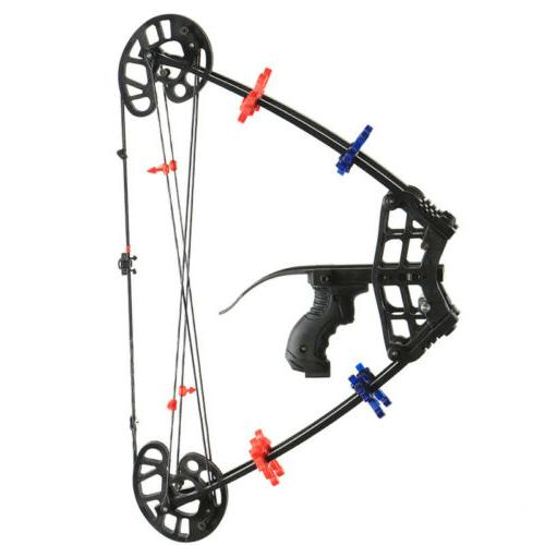 40lbs Archery Fishing Compound Bow 2 in 1