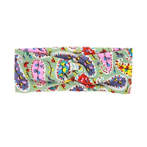 NUWFOR Adults And Baby Rabbit Elastic Cloth Bowknot