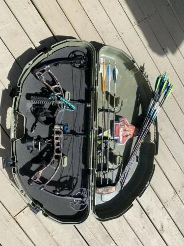 amp 30 70 compound bow