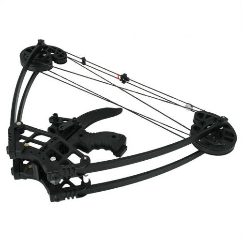 50lbs triangle compound bow archery bow hunting