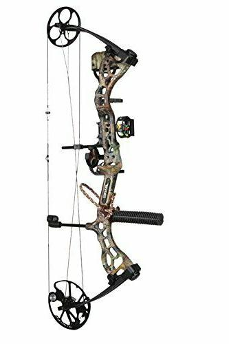 archery attitude pro series right hand 55