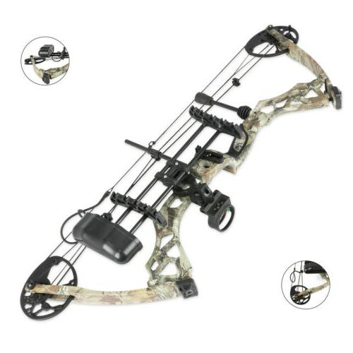 archery compound bow 30 70lbs 310fps right