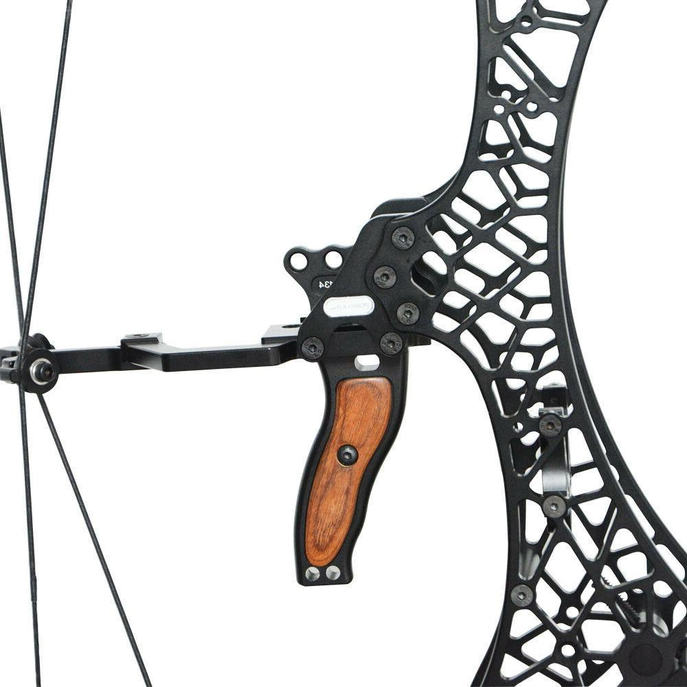 Archery Bow 350fps Let-off Adjustable