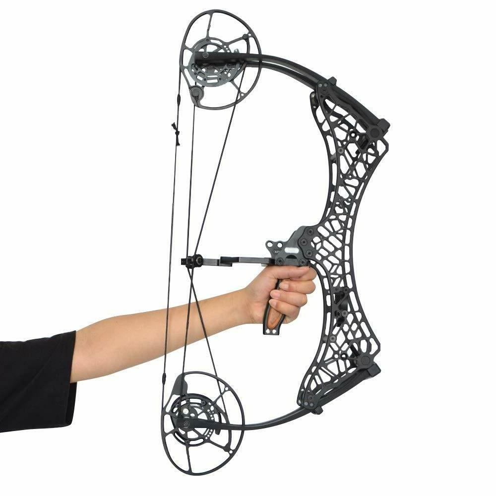 Archery Compound Let-off 90% Adjustable Fishing