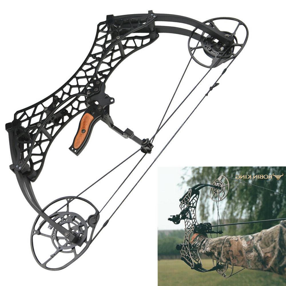 archery compound bow 350fps let off 90