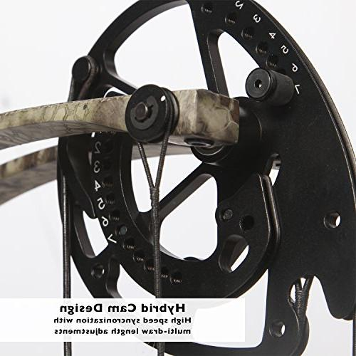 Velocity Archery Hunting Compound Bow, to FPS, Retribution
