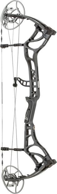 Bear Archery KUMA 30 LEFT HAND 55-70LB. IRON TRADE SHOW SAMP