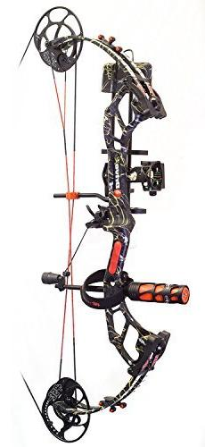 PSE Archery, Drive R Compound Bow, RTS Pro Package, Right Ha