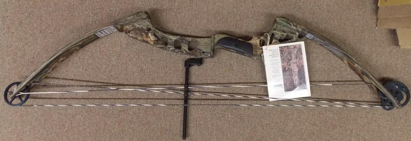 """Jennings Speed Compound Bow 80# 30"""" Vintage"""