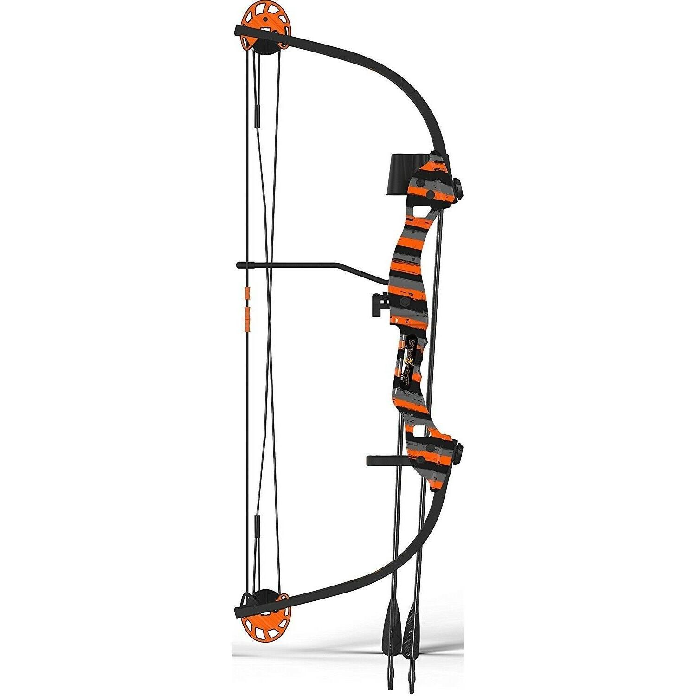 archery tomcat 2 youth compound bow set