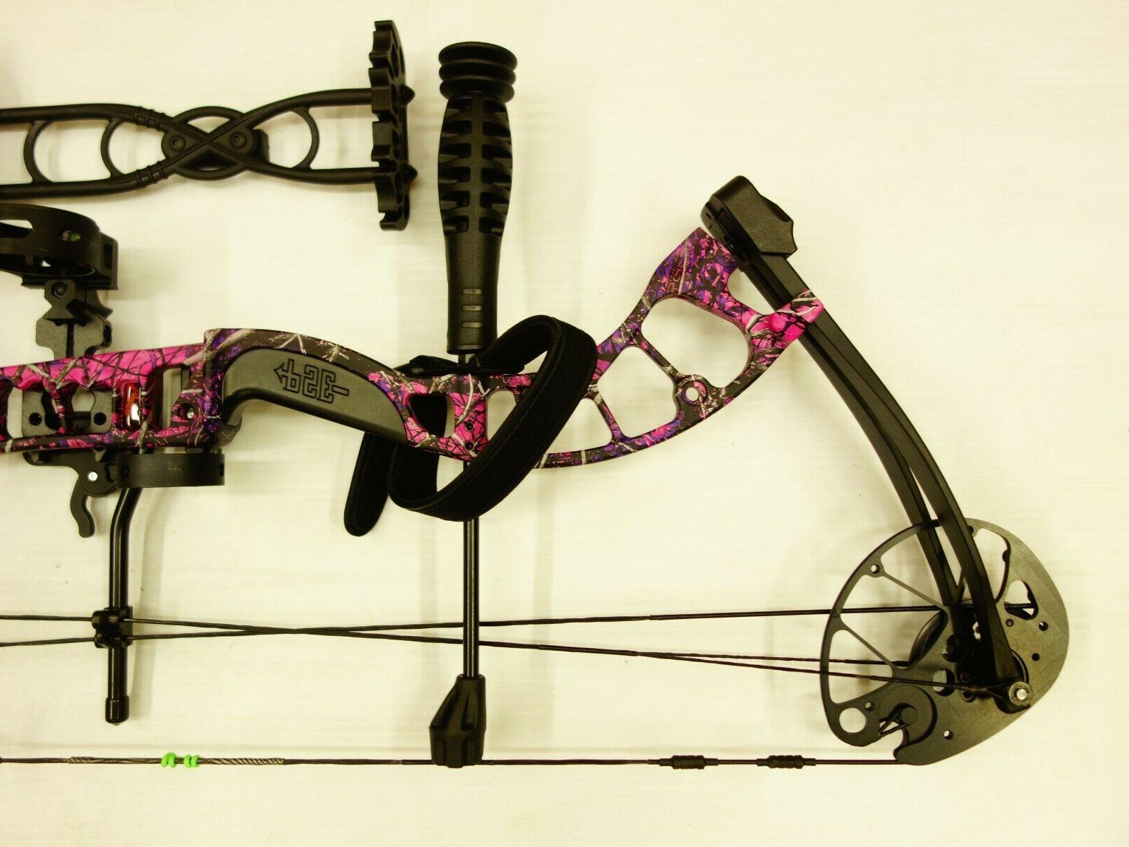 """PSE Archery 30"""" 12# - 70# Girl NEW"""