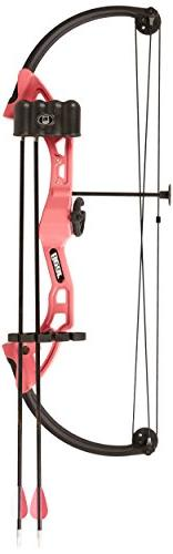 Bear Archery Pink Set