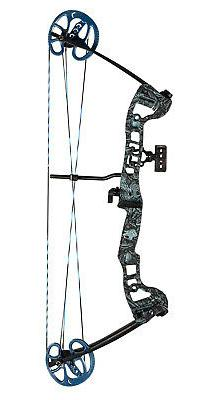 BARNETT 1108 Barnett Vortex H2O Youth Archery Compound Bow 3