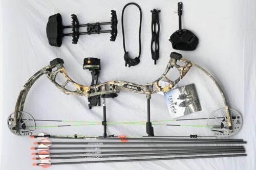 Bear Archery 5-70# Hand Bow Pkg & Release