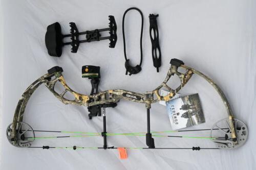 Bear Archery 5-70# Hand Pkg Edge & Release