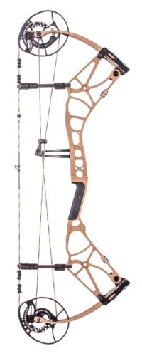 Bear Archery Moment Right Hand Compound Bow Coyote Brown 60#