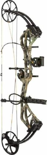 Bear Archery Species RTH Compound Bow 60# Left Hand Realtree