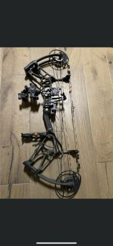BEar Moment Compound Bow