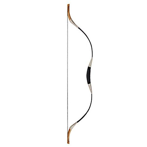 black recurve archery bow hunting
