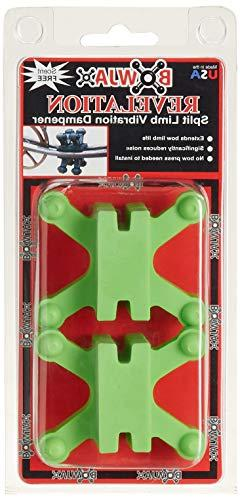 Bow Jax Revelation Limb Dampener , Green