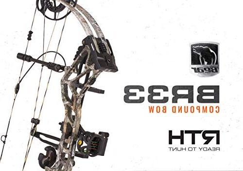 Bear Archery Hybrid Cam Compound Ready to Trophy Ridge