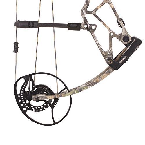 Bear Archery Hybrid Cam Compound Includes Ready Hunt Ridge Accessories