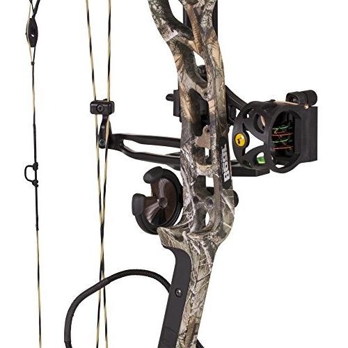 Bear Archery Cam Bow Includes Ready to Ridge Accessories