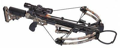 brand new specialist xl 370 camo crossbow