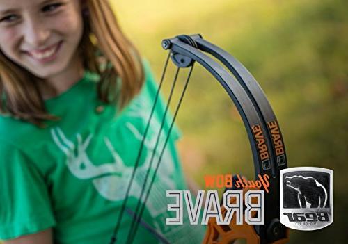 Bear Archery Brave Youth Bow –