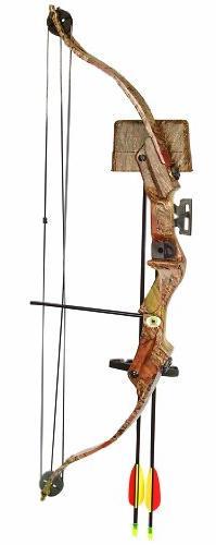 Arrow Precision Buck 20-Pounds Compound Archery Set