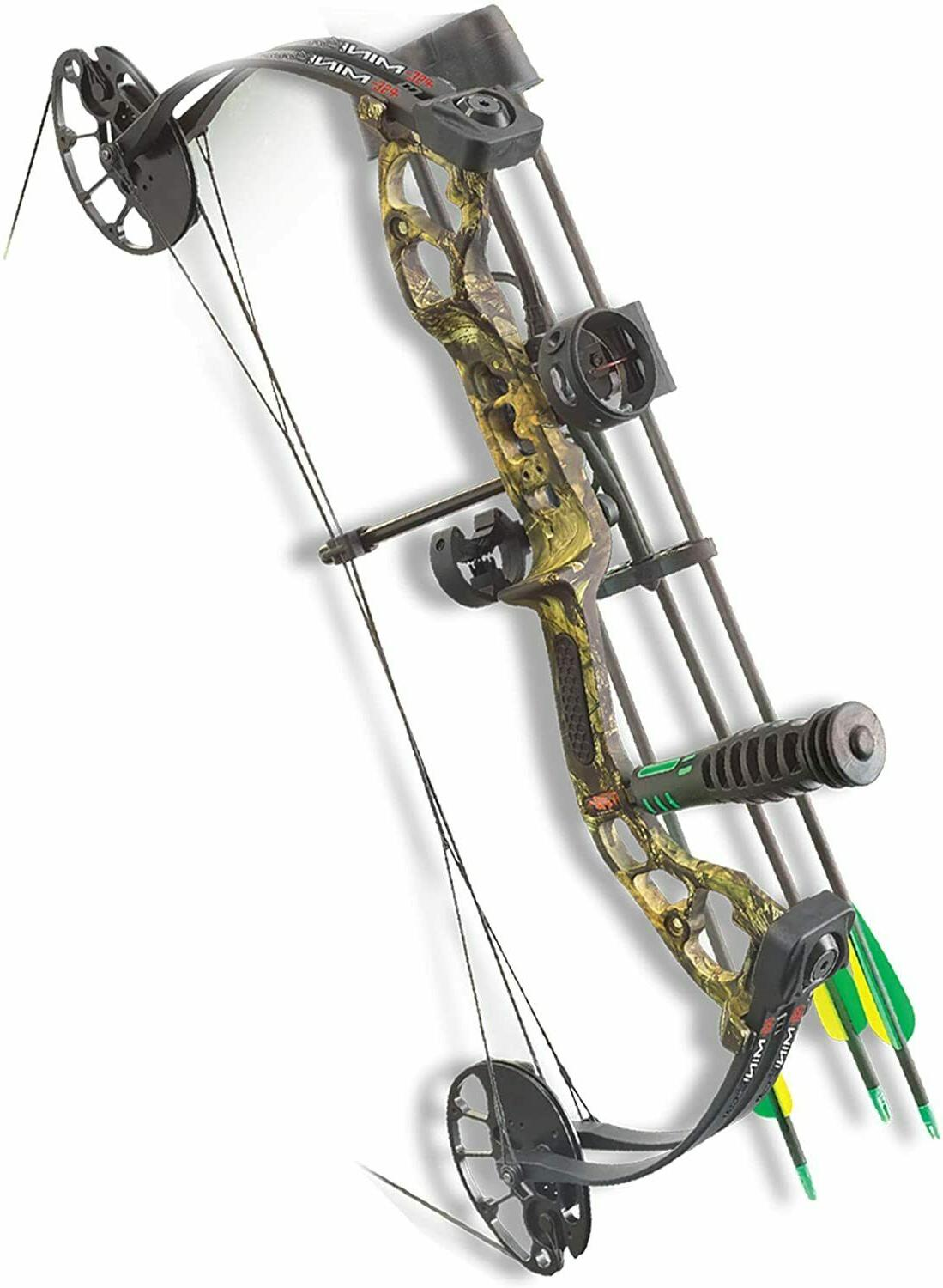 PSE Mini Burner Ready-to-Shoot Youth Compound Right Hand