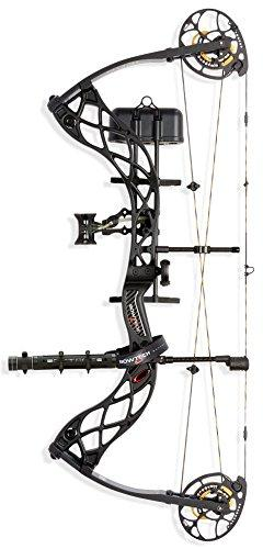 Bowtech Carbon Icon LH 70# Black W/RAK Package EQ