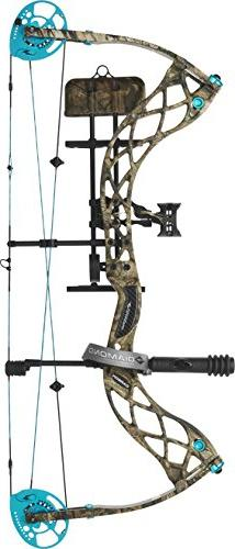 Diamond Carbon Knockout 40 lb Left Hand Mossy Oak Breakup Co