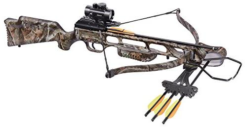 center point xr175 recurve crossbow