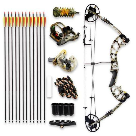 complete compound bow arrow accessory