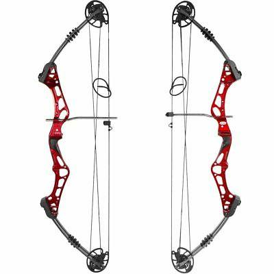 XtremepowerUS Compound Bow Lbs Archery Hunting
