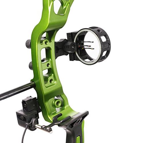 Leader 30-55lbs Equipment with Max 296fps
