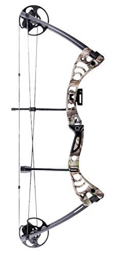 "Leader Accessories Compound Bow 30-55lbs 19"" - 29"" Archery H"