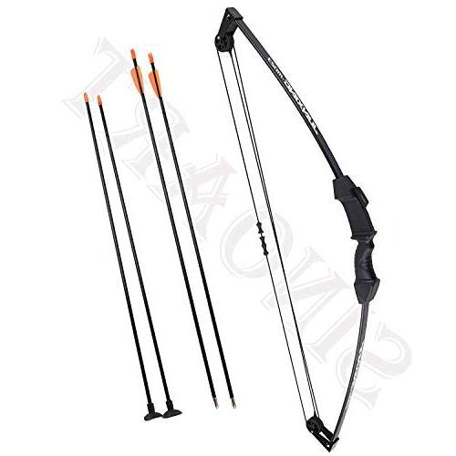 compound bow arrow archery set