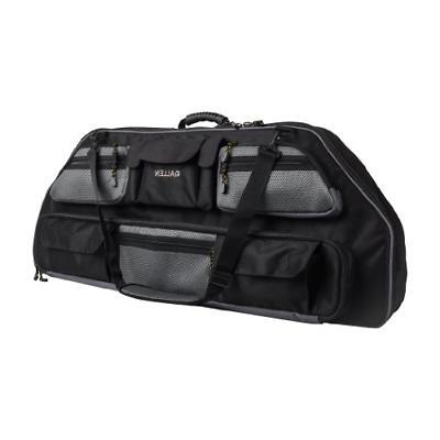 compound bow case black gear fit x