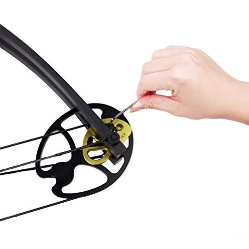 Leader Compound Hunting Bow 50-70lbs Max 310fps