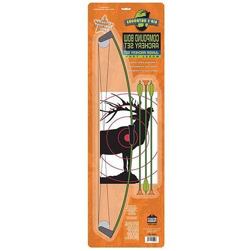 compound bow jr archery set
