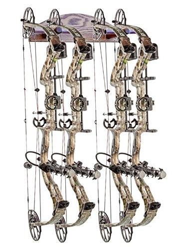 compound bow rack