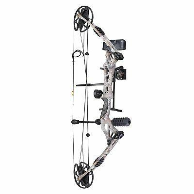 20-70lbs Pro Compound Hand Archery Arrow Hunting Set