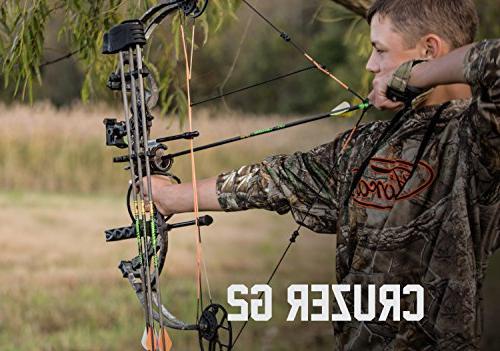 Bear Cruzer G2 RTH Bow - Shadow - Right