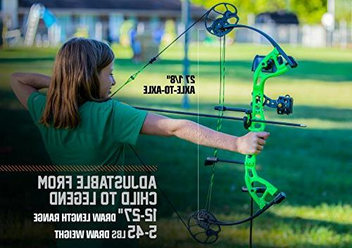 Bear Archery Lite RTH Compound Bow Shadow