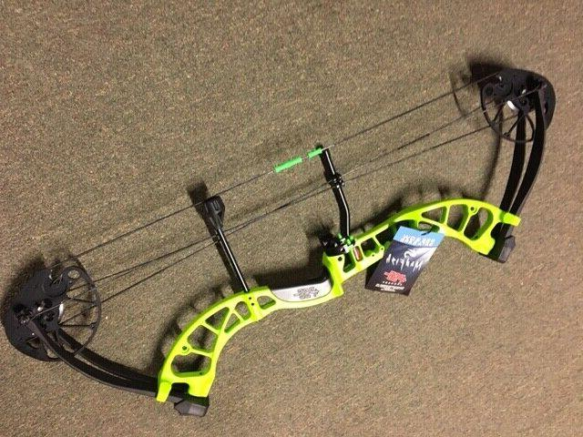 d3 bowfishing compound bow rest