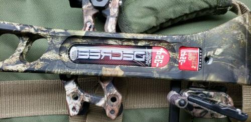 PSE IC XFORCE COMPOUND HUNTING 65# RH