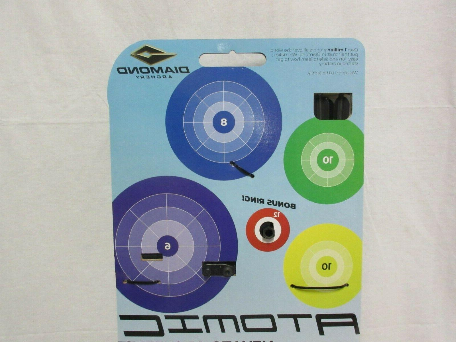 Diamond Atomic Left Camo Youth Compound kit 6-29# package